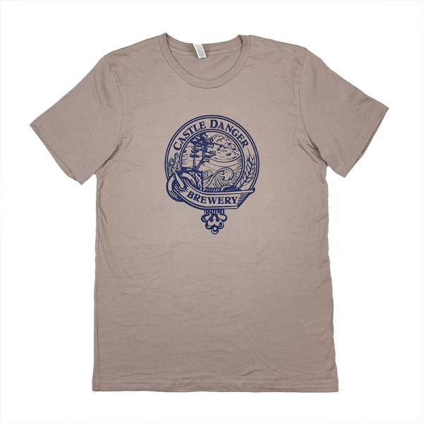 Agate Bay Tee Front