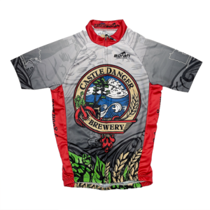 Bike Jersey Front