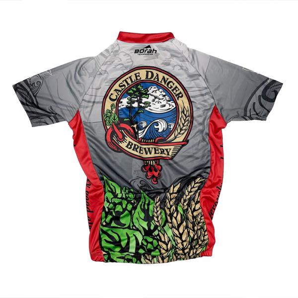 Bike Jersey Back