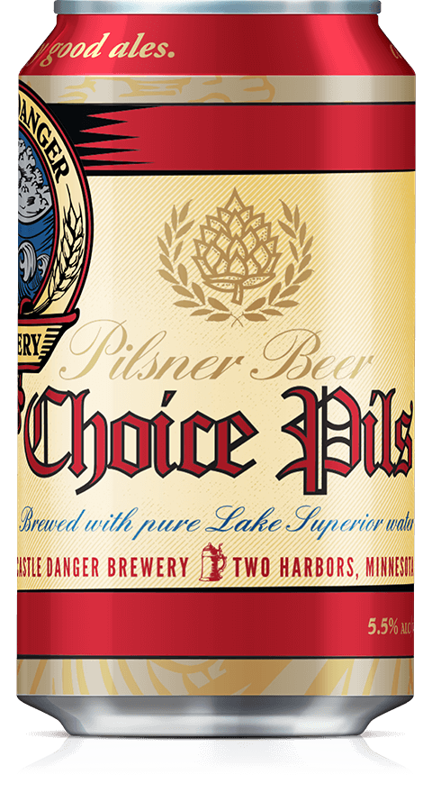 Choice Pils Can