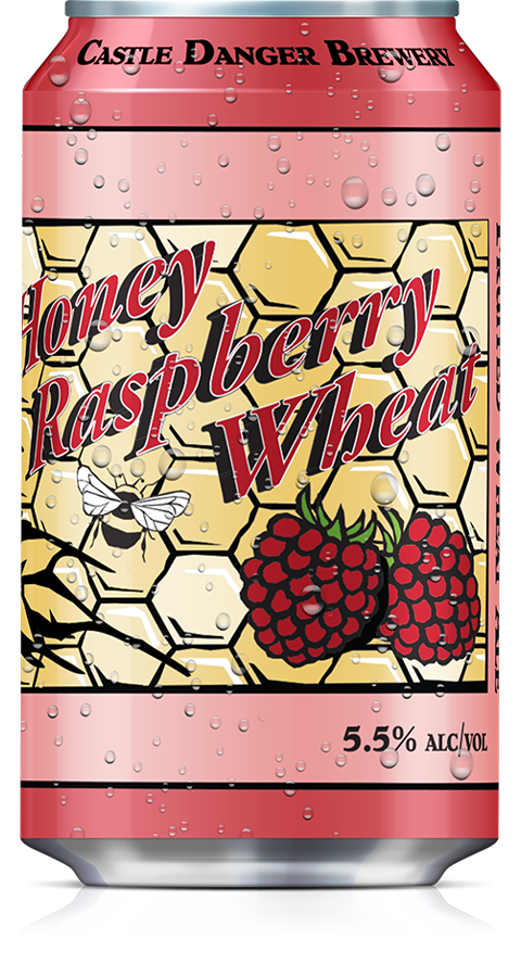 Honey Raspberry Wheat