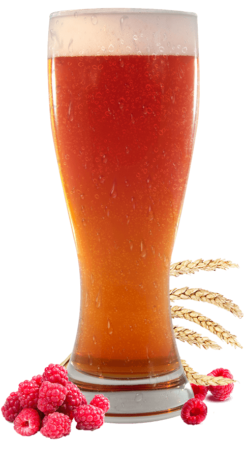 Honey Raspberry Wheat