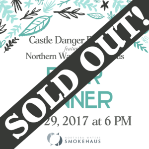 SOLD OUT Tile Smokehaus Beer Dinner 4_29